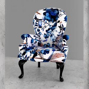 Biophillia Velvet Seat 3