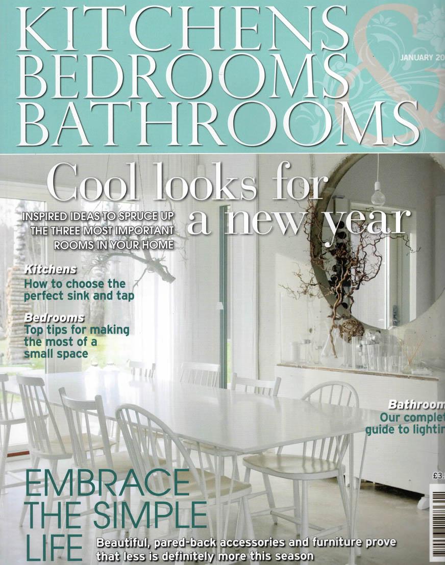 kitchen and bathrooms magazine