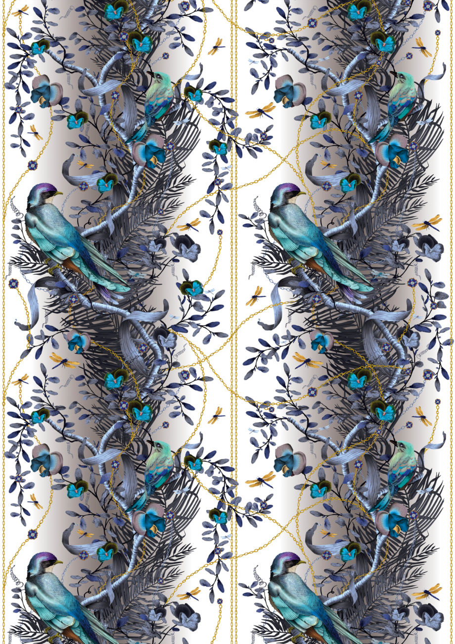 Birds in Chains BIC 301 repeat image